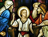 Mary and Joseph Find Jesus: The Jews will Find Jesus in the NEW Temple of God at the End