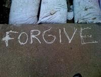 Forgive as He forgives