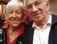Deacon Roger & Helena Cartier--A Catholic Love Story for Us All to Honor