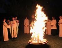 Three Loaves at Midnight: Three Sacraments of Initiation, Easter Vigil