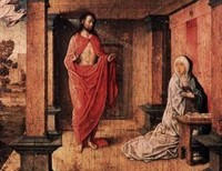 Did the Risen Christ Appear to his Mother?