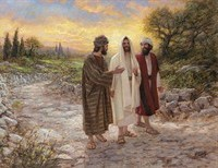 The Road to Emmaus: Image of the Jewish Failure to Recognize Christ as Messiah?