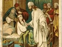 Day 15 - Jesus Heals Five People
