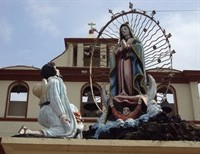 Worry Saints? 10 to help us! Plus Our Lady of Guadalupe!