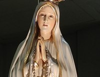 Blessed Events with the International Pilgrim Virgin Statue of Our Lady of Fatima