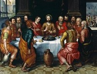 Day 50 – The Last Supper and the Agony in the Garden