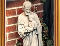 To Bury Saint Joseph