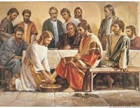 Question:  I don't see anything in Scripture that says the 12 Apostles were baptized.