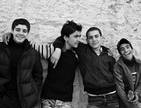 Young Men Need Strong, Masculine Friendships