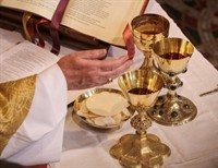 A Friar's Prayer to The Most Precious Blood of Jesus