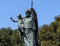 Pope Francis, St. John XXIII and St. Joseph