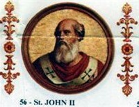 Pope John II, The First Pope To Change His Name