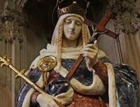 St. Margaret of Scotland--This Remarkable, Pious Woman, is Patroness to Mothers, Large Families, Widows and Deceased Children