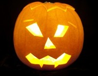 Halloween and the Legend of the Jack-O-Lantern (one version)*
