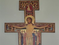 The San Damiano Cross of Assisi