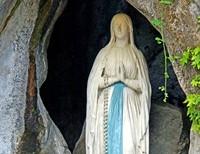 Lourdes, Gift of Salvation