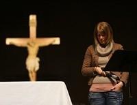 Antsy At Adoration?