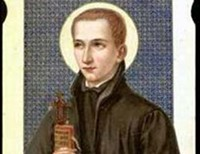 St. John Berchmans; A Remarkable Role Model for our Youth. He is the Patron Saint of Altar Servers