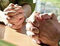Prayer Is the Source of Strength