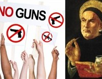 Gun Control or Virtues?