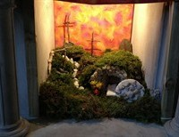 As we get close to Holy Week and the Easter Triduum