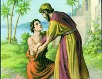The Parable of the Prodigal Son:  the Jews and the Gentiles