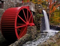 Marriage and the Water Mill