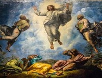His Love Revealed: The Transfiguration of The Lord