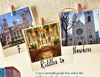 Teen Book Review - 7 Riddles to Nowhere