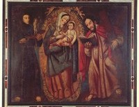 Our Lady of the Rosary of Chiquinquira---The Miraculous Story of the Patroness of Columbia