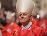 Donald Wuerl; Cardinal, Archbishop, Bishop, Priest, Friend!